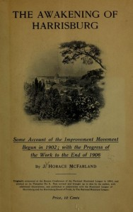 "Cover of ""The Awakening of Harrisburg"""