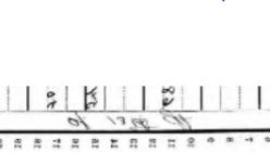 Image of Street Name on Census Sheet